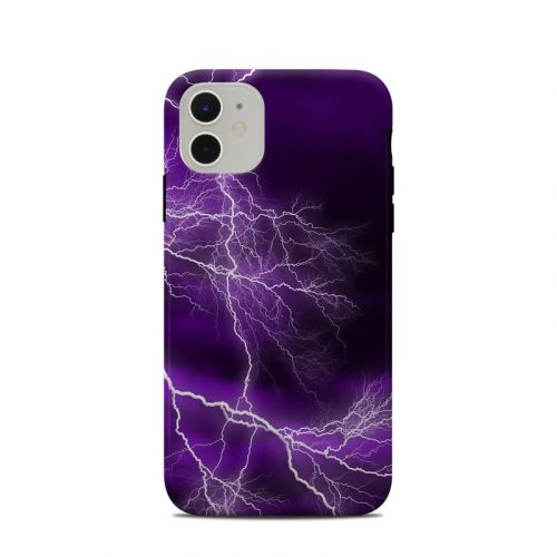 Apocalypse Violet iPhone 11 Clip Case