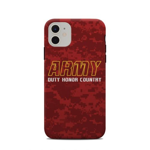 Duty and Honor iPhone 11 Clip Case