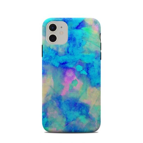Electrify Ice Blue iPhone 11 Clip Case