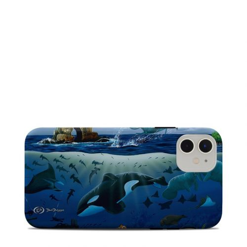 Oceans For Youth iPhone 11 Clip Case