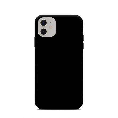 Solid State Black iPhone 11 Clip Case