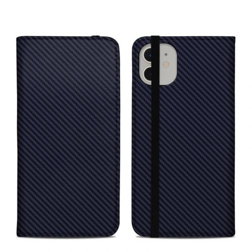 Carbon iPhone 11 Folio Case