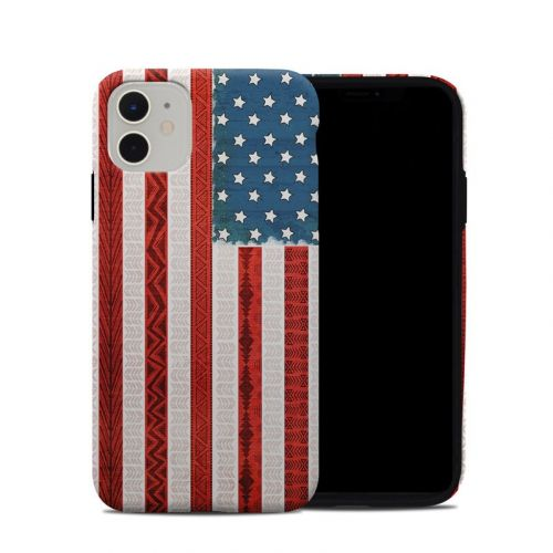 American Tribe iPhone 11 Hybrid Case