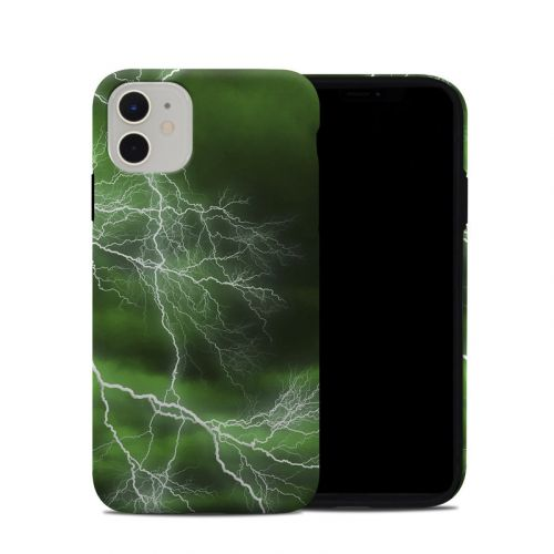 Apocalypse Green iPhone 11 Hybrid Case