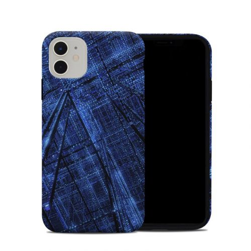 Grid iPhone 11 Hybrid Case