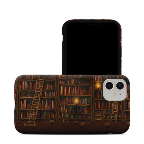 Library iPhone 11 Hybrid Case