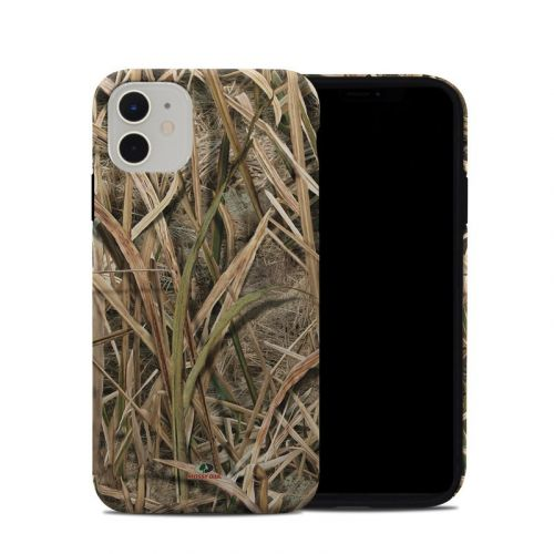 Shadow Grass Blades iPhone 11 Hybrid Case