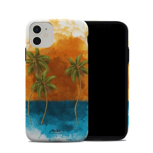 Palm Trio iPhone 11 Hybrid Case