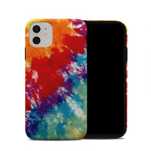 Tie Dyed iPhone 11 Hybrid Case