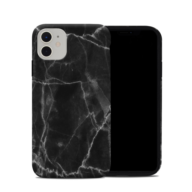 iPhone 11 Hybrid Case design of Black, White, Nature, Black-and-white, Monochrome photography, Branch, Atmosphere, Atmospheric phenomenon, Tree, Sky with black, white colors