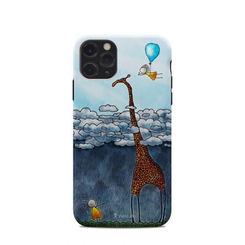 Above The Clouds iPhone 11 Pro Clip Case