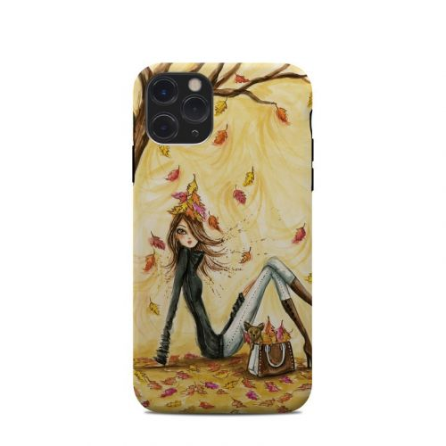 Autumn Leaves iPhone 11 Pro Clip Case