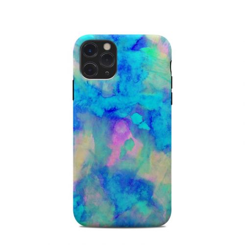 Electrify Ice Blue iPhone 11 Pro Clip Case