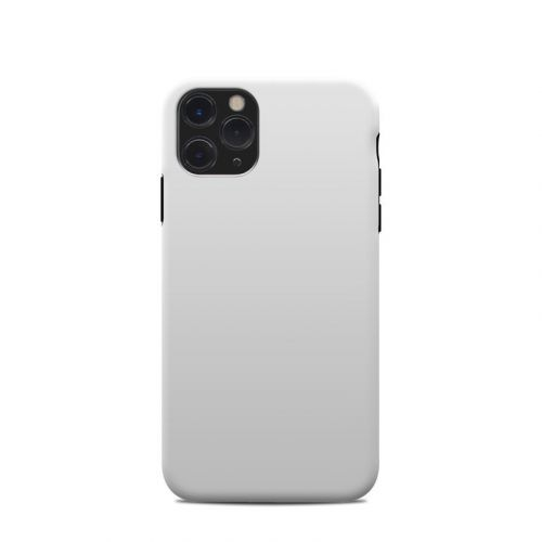 Solid State White iPhone 11 Pro Clip Case