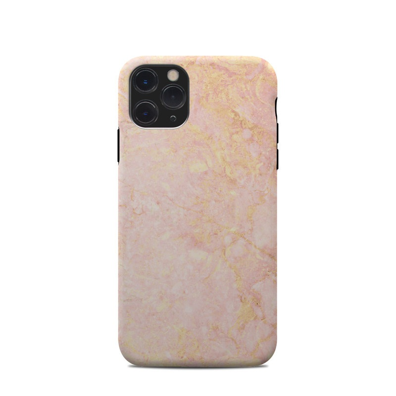Rose Gold Marble Iphone 11 Pro Clip Case Istyles