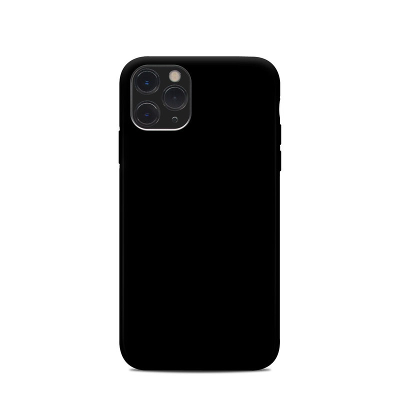 iPhone 11 Pro Clip Case design of Black, Darkness, White, Sky, Light, Red, Text, Brown, Font, Atmosphere with black colors