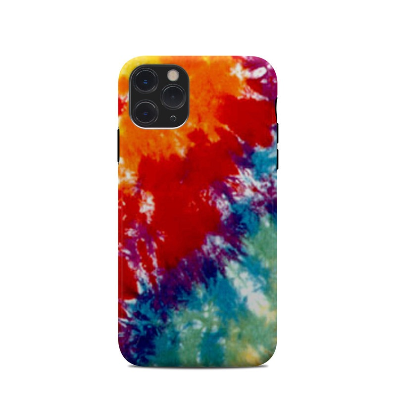 Tie Dye iphone 11 case