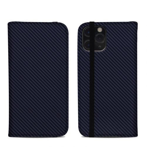 Carbon iPhone 11 Pro Folio Case