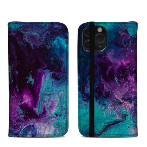 Nebulosity iPhone 11 Pro Folio Case