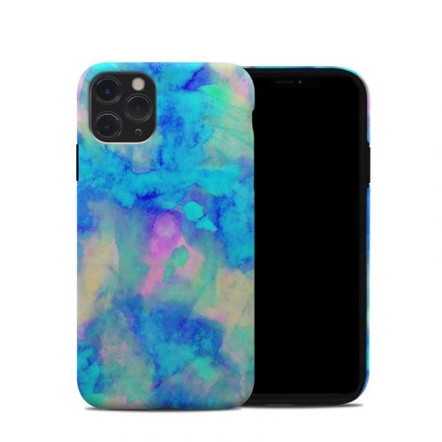 Electrify Ice Blue iPhone 11 Pro Hybrid Case