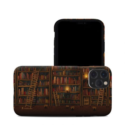 Library iPhone 11 Pro Hybrid Case