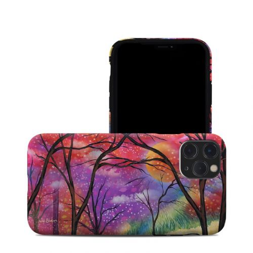 Moon Meadow iPhone 11 Pro Hybrid Case