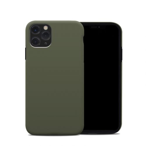 Solid State Olive Drab iPhone 11 Pro Hybrid Case