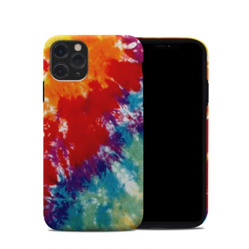 Tie Dyed iPhone 11 Pro Hybrid Case