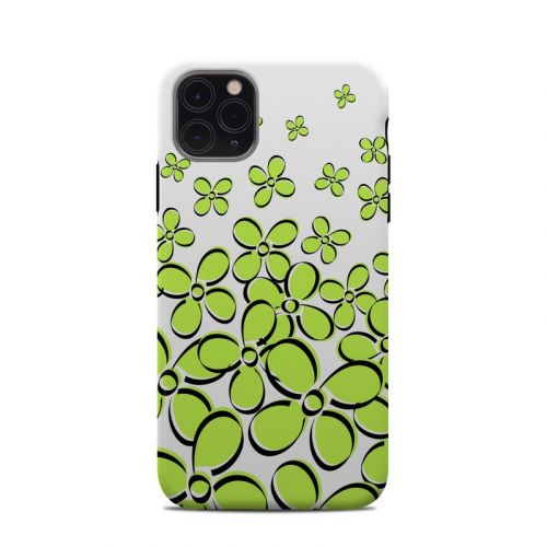 Green iPhone 11 Pro Max Clip Case