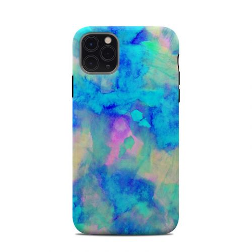 Electrify Ice Blue iPhone 11 Pro Max Clip Case