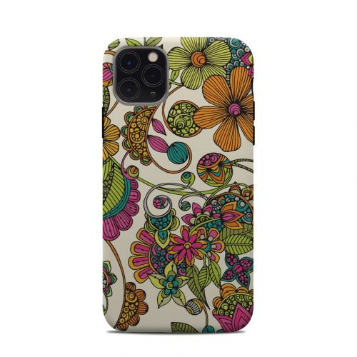 Maia Flowers iPhone 11 Pro Max Clip Case