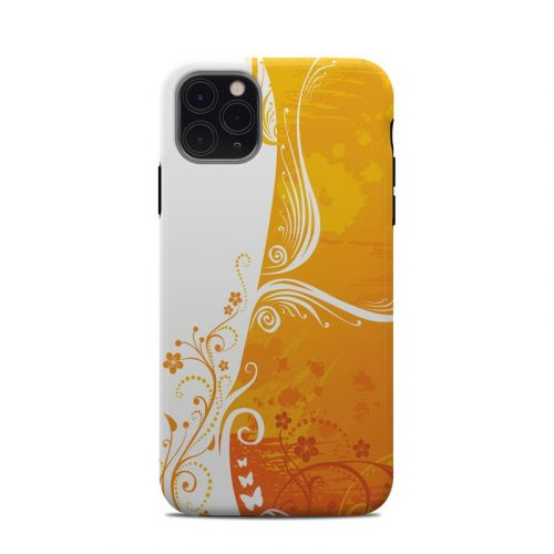 Orange Crush iPhone 11 Pro Max Clip Case