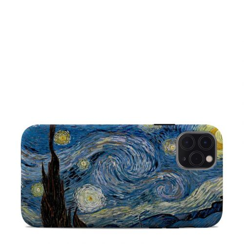 Starry Night iPhone 11 Pro Max Clip Case