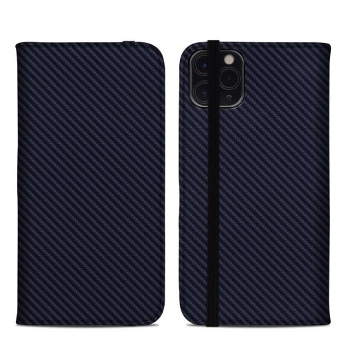 Carbon iPhone 11 Pro Max Folio Case