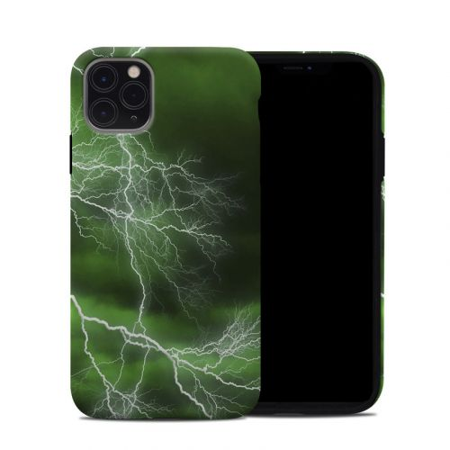 Apocalypse Green iPhone 11 Pro Max Hybrid Case