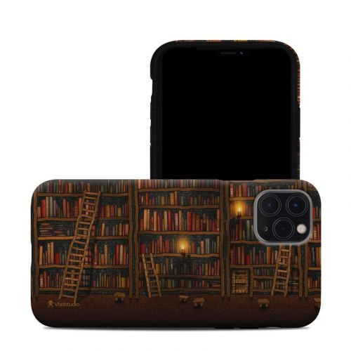 Library iPhone 11 Pro Max Hybrid Case