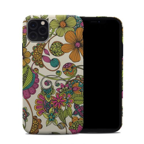 Maia Flowers iPhone 11 Pro Max Hybrid Case