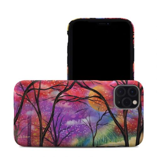 Moon Meadow iPhone 11 Pro Max Hybrid Case