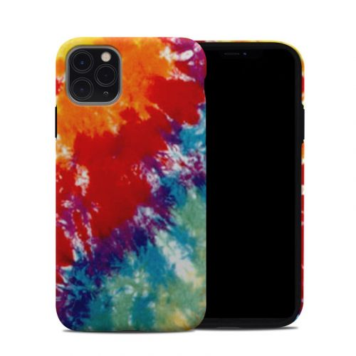 Tie Dyed iPhone 11 Pro Max Hybrid Case