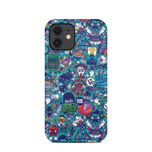 Cosmic Ray iPhone 12 Clip Case