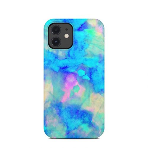 Electrify Ice Blue iPhone 12 Clip Case