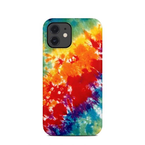 Tie Dyed iPhone 12 Clip Case