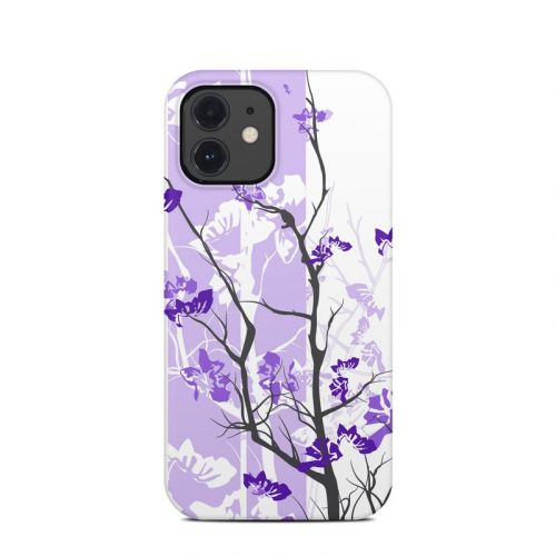 Violet Tranquility iPhone 12 Clip Case