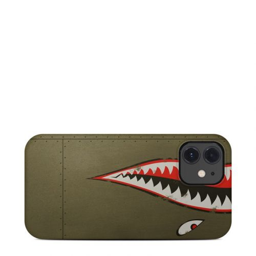 USAF Shark iPhone 12 Clip Case