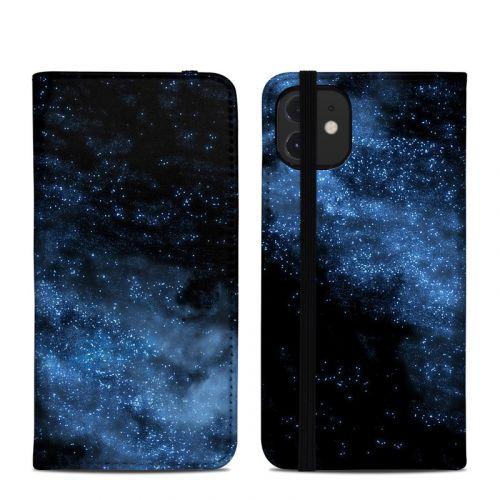 Milky Way iPhone 12 Folio Case