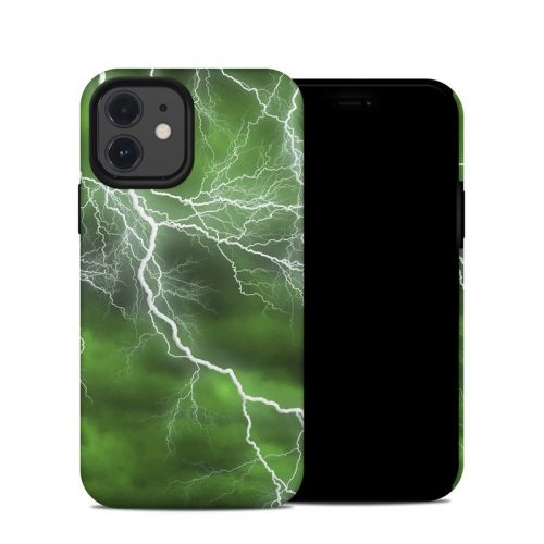 Apocalypse Green iPhone 12 Hybrid Case