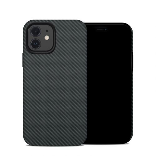 Carbon iPhone 12 Hybrid Case