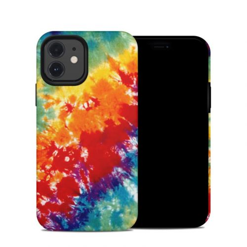 Tie Dyed iPhone 12 Hybrid Case