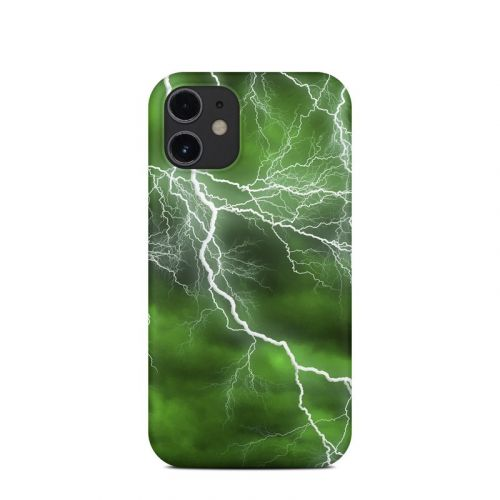 Apocalypse Green iPhone 12 mini Clip Case