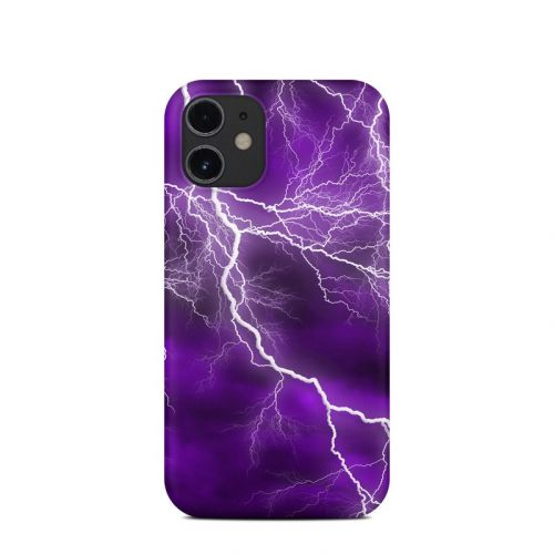 Apocalypse Violet iPhone 12 mini Clip Case